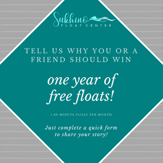 Win Free Floats and Cool Prizes!