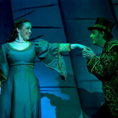 Lucy -, Jack & Beanstalk, Gala Theatre Durham
