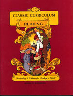 Classic Curriculum Reading Workbook - Series 4 - Book 1