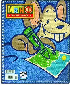 Math K5 - Home Teacher's Edition with CD