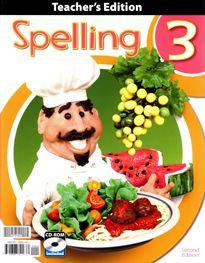 Spelling 3 - Home Teacher's Edition