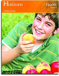 Horizons Health 6 - Student Book (Reader)