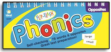 Flip-Flash Phonics - Opposites
