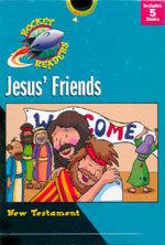 Rocket Readers - Jesus' Friends - Level 1