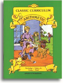 Classic Curriculum Arithmetic Workbook - Series 2 - Book 4