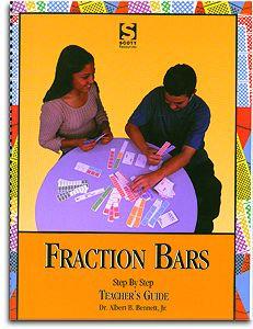 Fraction Bars - Teacher's Guide