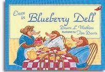 Once in Blueberry Dell - Novel