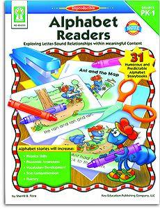 Alphabet Readers (Prek-K)