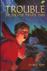 Trouble at Silver Pines Inn - Novel