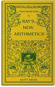 Parent-Teacher Guide for Ray's New Arithmetics -paperback