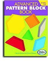 Pattern Block Book - Gr. 3-6/Middle School