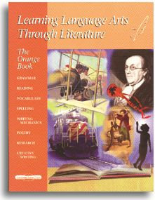 Learning Language Arts Through Literature - Orange Book - Teacher