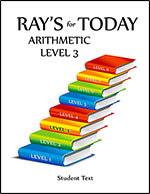 Ray's for Today Arithmetic Level 3 Student Book