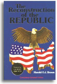 The Reconstruction of the Republic