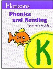 Horizons K Phonics and Reading Teacher Handbook 1