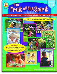 Fruit of the Spirit - Gr. 1-3