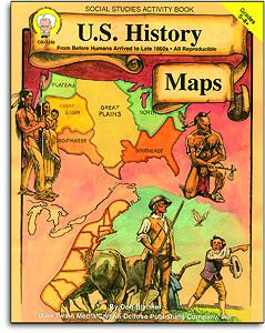 US History - Maps