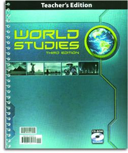 World Studies - Home Teacher's Edition