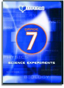 LIFEPAC Science Experiments Grade 7