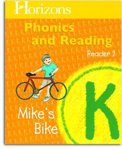 Mike's Bike -Horizon's K Phonics Reader 2