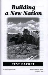 Building a New Nation - Tests