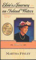 Elsie's Journey on Inland Waters - Book 21