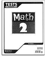 Math 2 - Tests