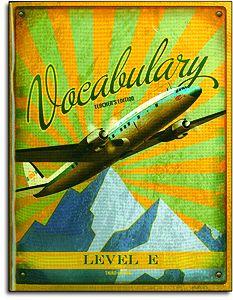 Vocabulary - Level E - Teacher's Edition