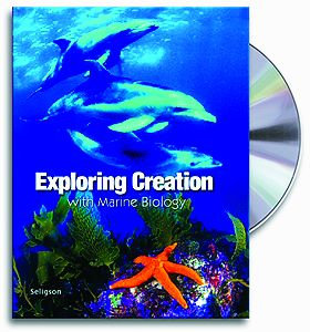 Exploring Creation with Marine Biology - CD-ROM
