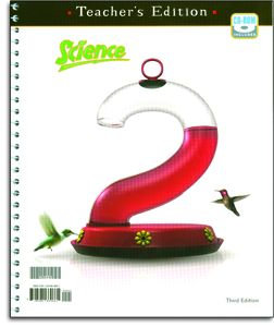 Science 2 - Home Teacher's Edition with CD