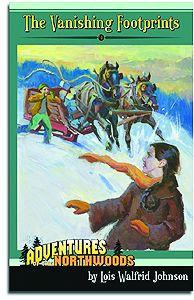 The Vanishing Footprints - Book 4
