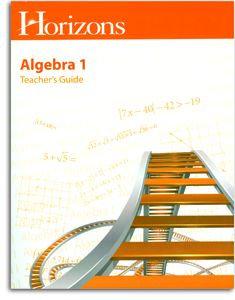 Horizons Algebra - Teacher's Guide (Mathematics 8)