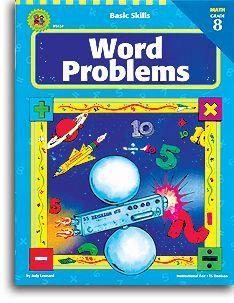 Word Problems - Grade 8