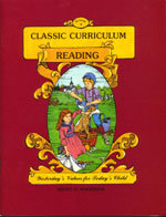 Classic Curriculum Reading Workbook - Series 4 - Book 4