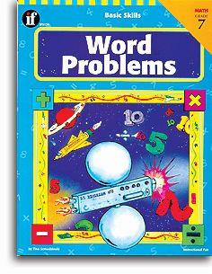 Word Problems - Grade 7