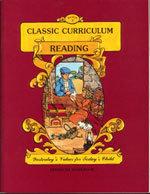 Classic Curriculum Reading Workbook - Series 3 - Book 3