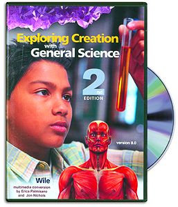 Exploring Creation with General Science - CD-ROM Version