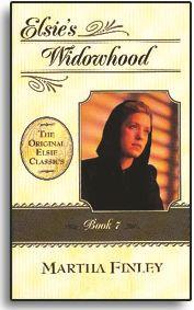 Elsie's Widowhood - Book 7