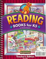 Beginnings - Reading Books for K5 - Teacher's Edition