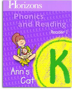 Ann's Cat -Horizons K Phonics Reader 1