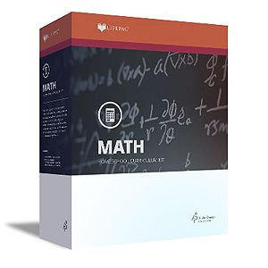 LifePac Math - Boxed Set - Grade 10