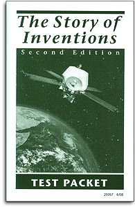 The Story of Inventions - Tests Packet