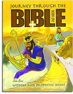 Wisdom and Prophetic Books Student Text - Book 2 - Journey through the Bible