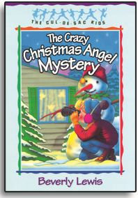 The Crazy Christmas Angel Mystery - Book 3