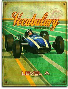 Vocabulary - Level A - Teacher's Edition