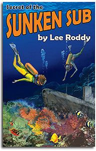 Secret of the Sunken Sub - Book 5
