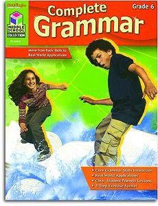 Complete Grammar - Grade 6