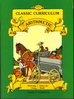 Classic Curriculum Arithmetic Workbook - Series 4 - Book 1
