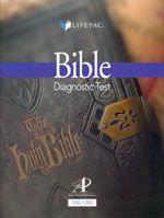 Bible Diagnostic Test - Level 700-1200