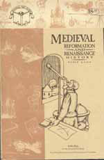 Medieval - Reformation and Renaissance History - Time Line